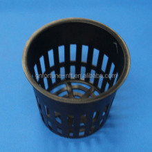 "4"" plastic net pots plastic net cup for green plants"