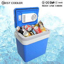 Mini Fridge Car Home dual-use Freezer Auto supplies Car Refrigerator for Cooling & Heating Box with Car Cigar lighter
