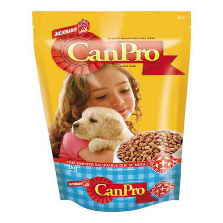 Customized Pet Food Bag with Ziplock and Competive Price Bag for Dog/Cat