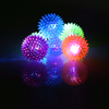 chewing dog toy led dog glowing ball dog products