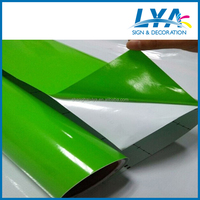 High glossy cutting plotter vinyl/color cutting vinyl