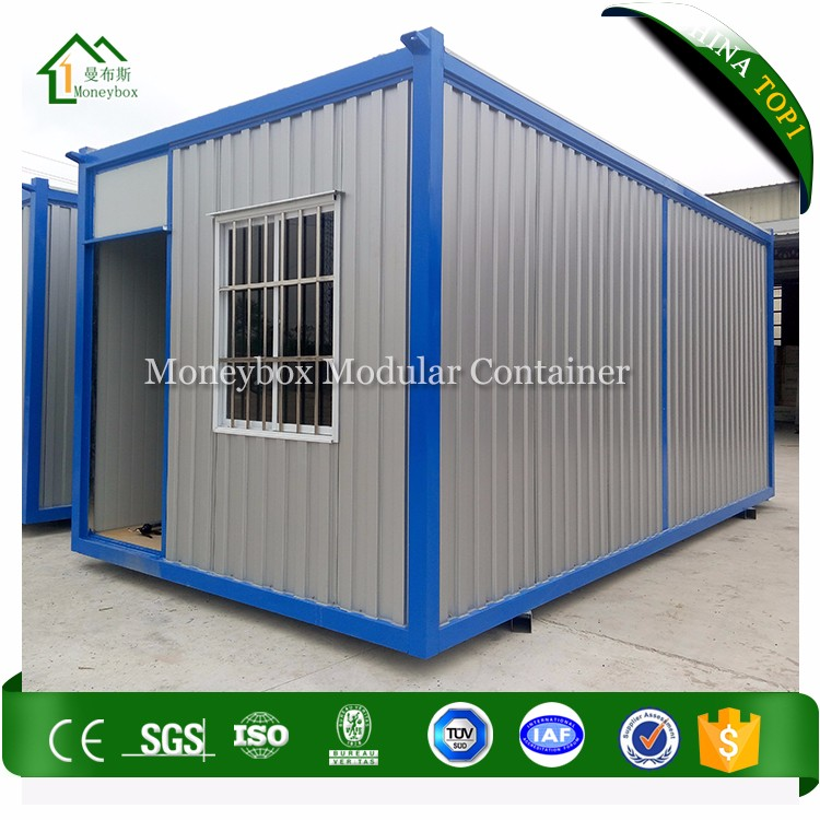 Low Cost Connective Container House