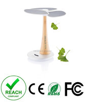 Ginkgo solar tree Solar charger & battery charger solar power bank green gift  XD Design