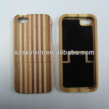 newest Colorful wooden mobile phone cases for iphone5s 2014