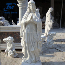 Virgin mary garden marble statues price