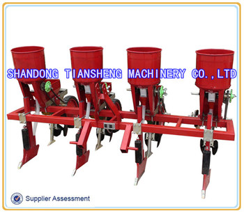 4 rows corn seeder for sale