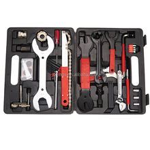 hot sell 44 parts bicycle repair tool kit in case