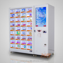 Hot food vending machine with CE certificate