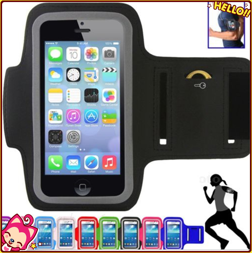 Mobile phone accessories phone case running SPORTS armband for HTC M8 M7