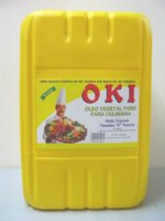 OKI Brand Vegetable Cooking Oil
