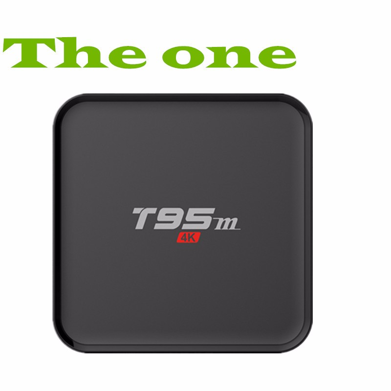 Factory direct sale Android 5.1 OS 8GB emmc rom t95m Android tv box arabic iptv channels google tv box android