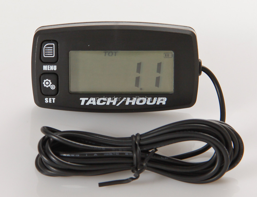 2017 Hottest Selling Tacho/Hr Gauge for Powersports Vehicles ATV Motocross