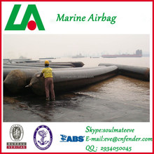 Made in China alibaba marine part high quality ship hoisting rubber airbag