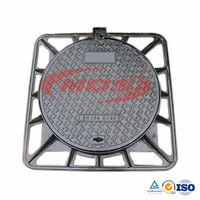 EN124 D400 Anti Theft Sanitary Sewer Manhole Cover
