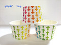 disposable paper bowl double PE high quality paper bowl