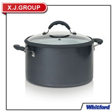 big aluminum cooking pot XJ-12616BO