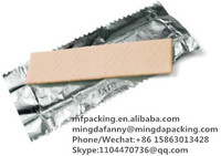 Mingda customized size cigarettes aluminum foil paper sheet/roll