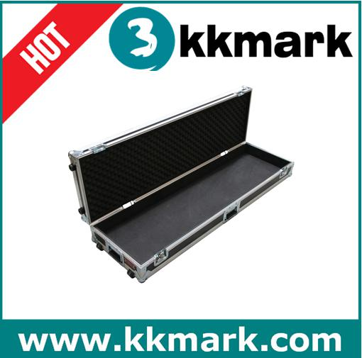 Electric Keyboard Rolling Case Flight Case Musical Instrument Road Case