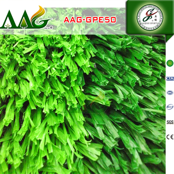 cheap football artificial turf mesh PE soccer turf