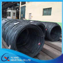 HRB400 6.5mm tmt steel bar / wire rod bar / iron rod bar