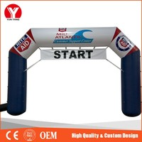 Hot advertising inflatable arch,cheap inflatable arch for sale