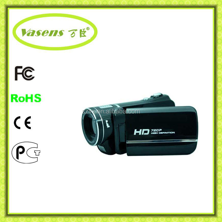 projector with Full HD 1080P 12MP Digital Camcorder