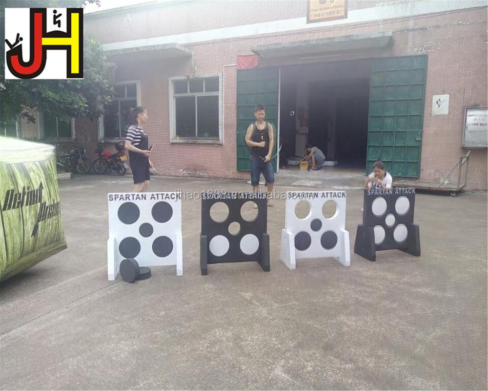 5-spots EVA Foam Shooting Archery Tag Target Archery Target Stands Games