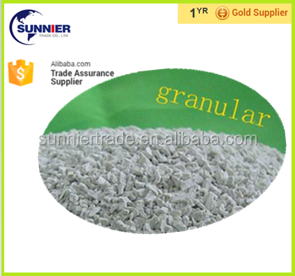 China Manufacturers Calcium Hypochlorite 65% of Granular