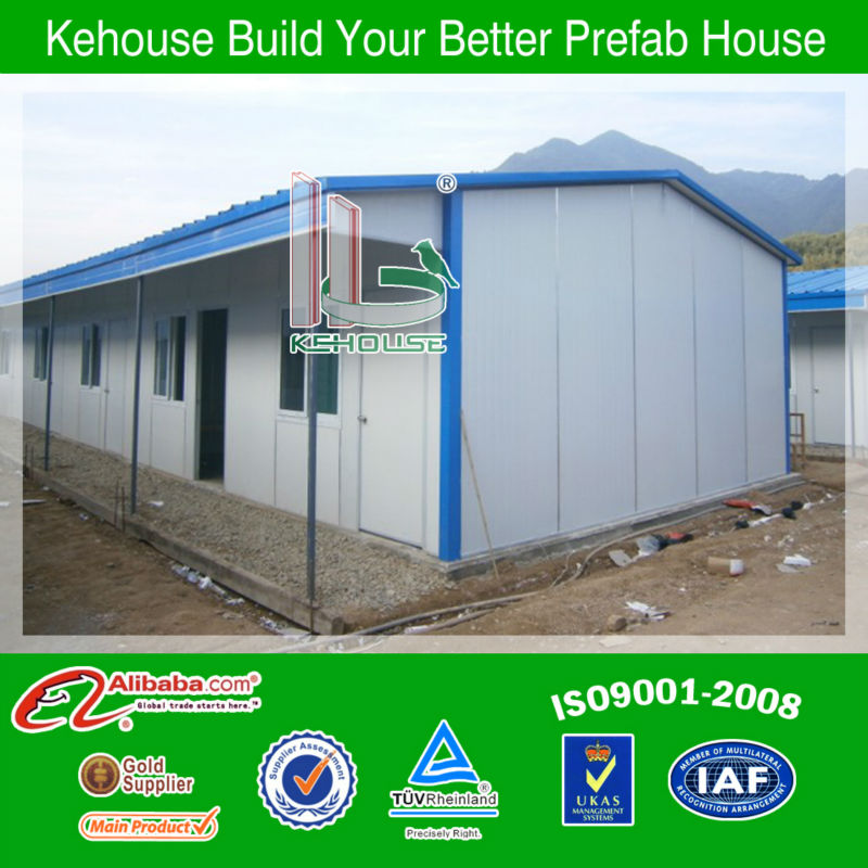 Modern small exquisite portable steel warehouse prefab