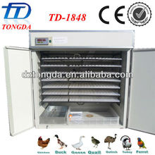 TD-1848 automatc us chicken breeds as incubators