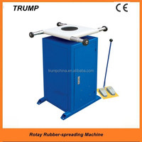 china supplier Rotated Sealant-spreading Table machinery