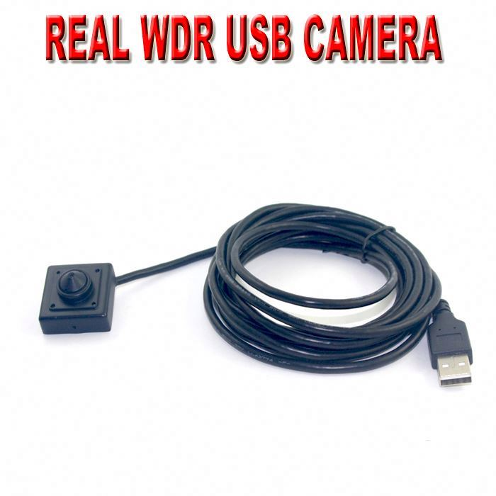 REAL WDR 1.3 megapixel ultra mini cmos uvc usb board camera