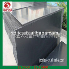 pvc plastic formwork for concrete