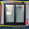 Commercial and residential used windows as/ nz standard aluminium double glazed windows sliding window