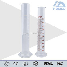 Laboratory Borosilicate Glass Measuring Cylinder
