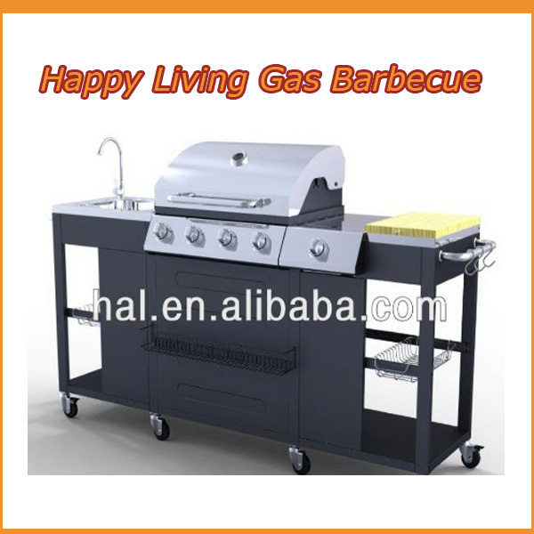 List manufacturers of outdoor bbq kitchen island buy for Barbecue islands for sale