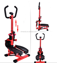Multifunctional Adjustable Twister Stepper with Handle Bar, resistance band, dumbbell, fitness euipment