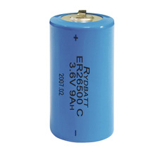 Long Time Use non-rechargeable lithium ion battery 3.6V ER26500 C 8.5AH 9AH Batteries