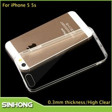 Cheapest Cell Phone Accessory For iPhone 5 Silicone Case