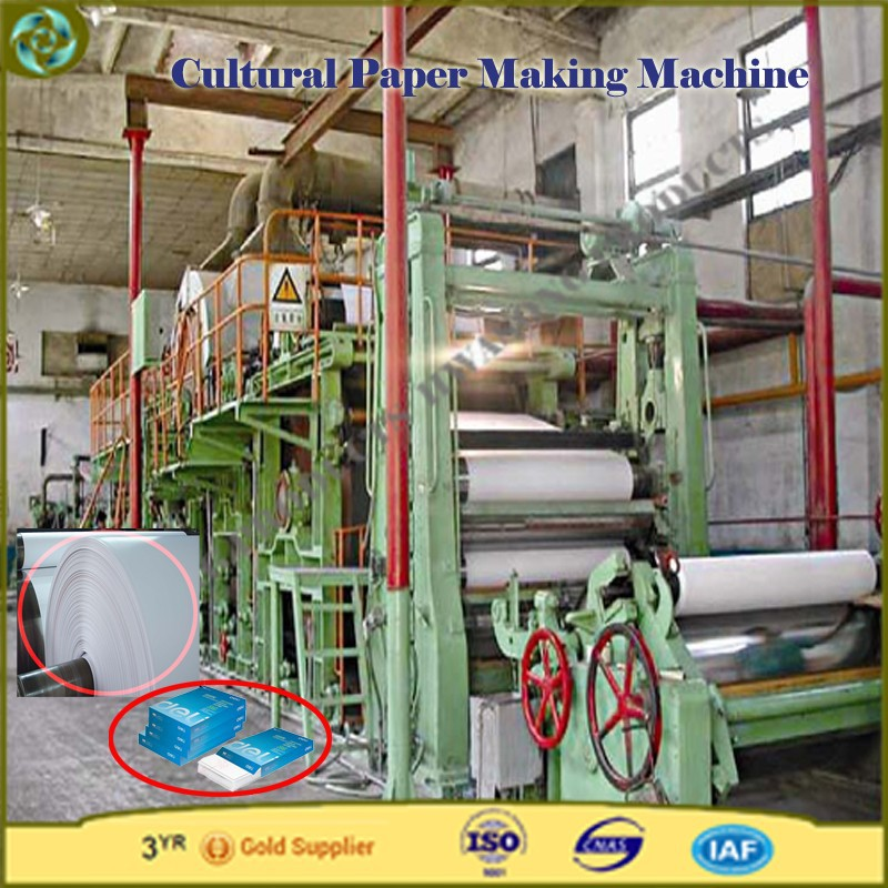 Hwasong A4 printing paper production line