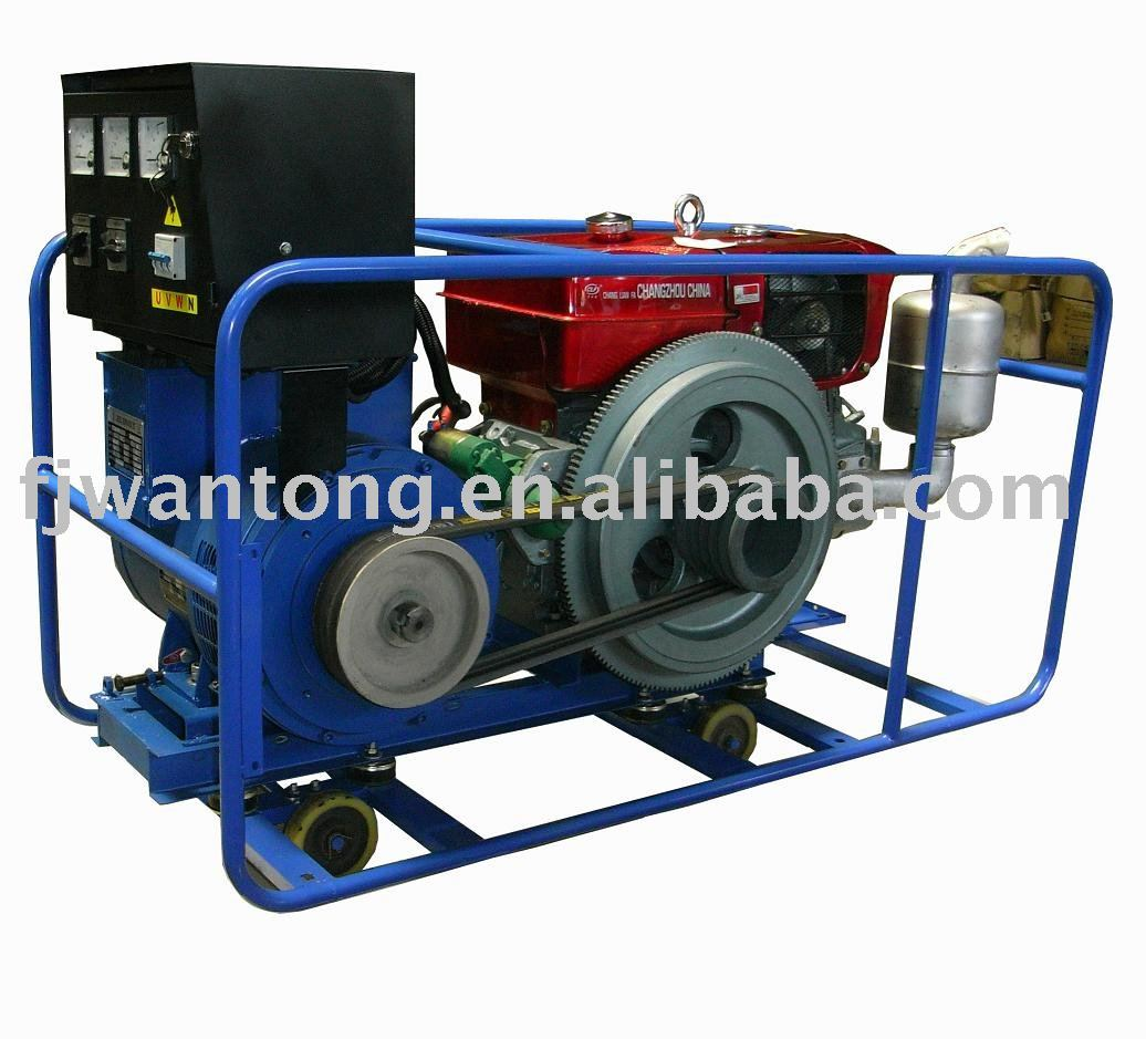 Changfa Single Cylinder Water cooled Generator