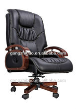 Guangdong moderm wooden executive chairs for shopkeepers AB-309