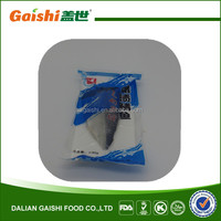 2015 Dalian Gaishi wholesale Frozen Pacific Mackerel Fillet Vinegar Cured for japanese sushi food