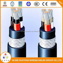 SA xlpe insulated PVC sheathed cable for shipboard