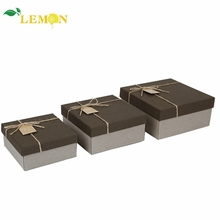 Gift Industrial Use Fashion Jewelry Packing Jewelry Cufflink Box
