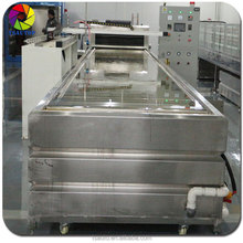 TSAUTOP Customizable Automatic water transfer printing equipment with flowing film and spraying activator
