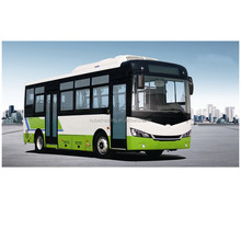 Pure Electric Mini Bus 8m New Energy Intercity Bus Brand new Mini Electric Passenger Bus