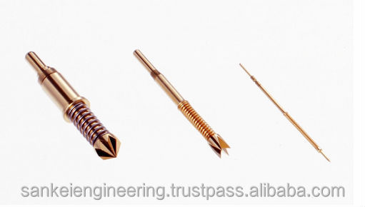 CPS Series: Short-Stroke Probe Pin for Electrical Test Probe(Needle Type Probe)