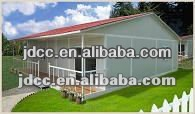 Economic prefab house Ready made holiday villas for sale