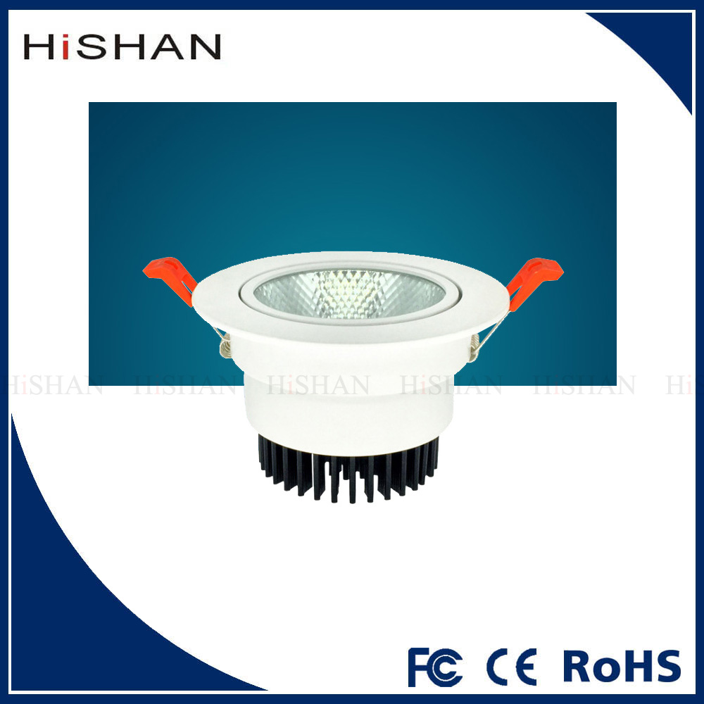 3W - 20W Home Hotel Commercial Spotlight Indoor Ceiling LED Adjustable COB Recessed Downlight